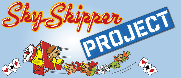 Project Sky Skipper is announced to the world!