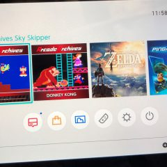 Sky Skipper is on the Switch!